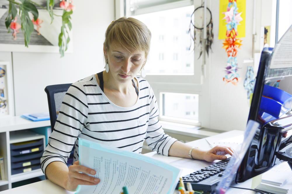 Administrative Aufgaben