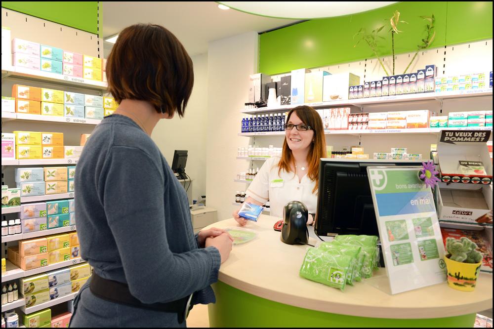 Kundenberatung und Service