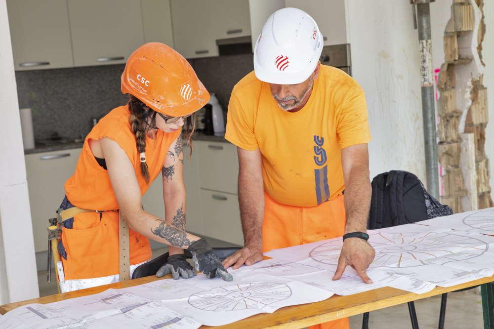 Werkleitungs- und Kanalisationsarbeiten