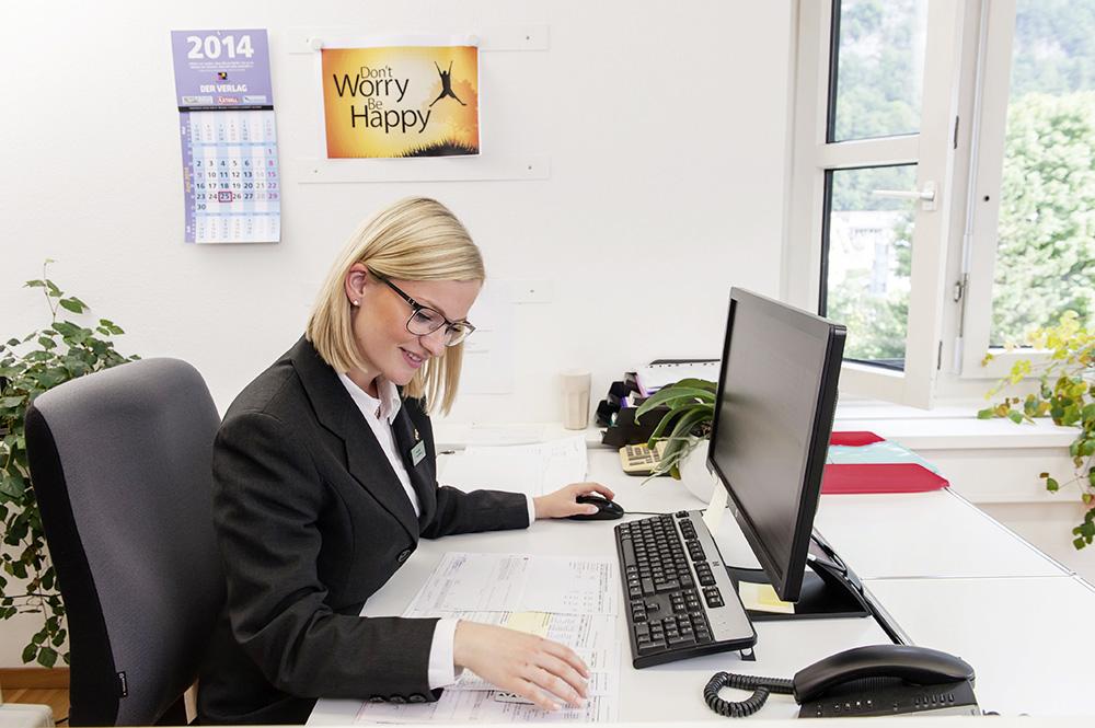 Buchhaltung und Rechnungsstellung