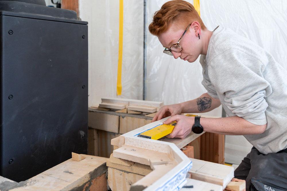 Kachelöfen bauen und restaurieren
