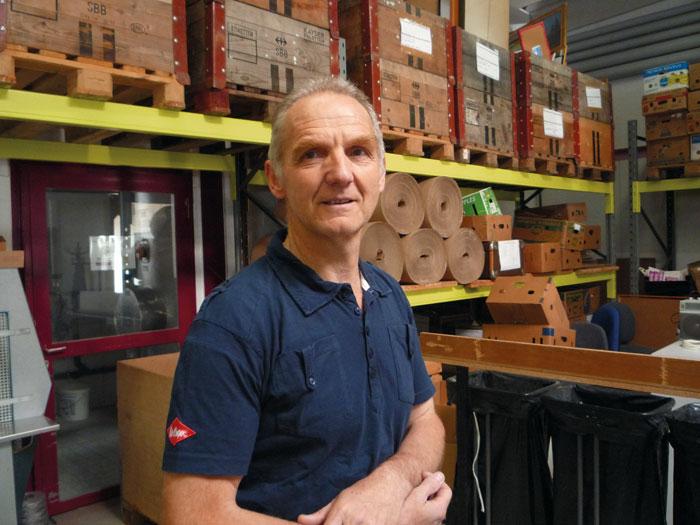 «Wenn es den Klienten wieder gut geht, sind sie nicht mehr bei uns.» – Bernard Prétôt-Bilat, Gründer und Leiter der Abteilung Eingliederung von Caritas Jura. (Bild: zvg)