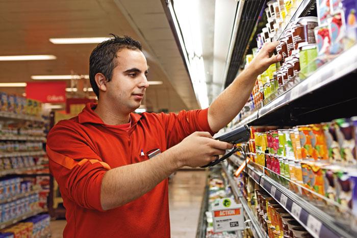 Der Detailhandel wird unterschätzt. Unter dieser geringen Wertschätzung leiden Lernende in Lebensmittelgeschäften besonders. (Bild: SDBB/Iris Krebs)