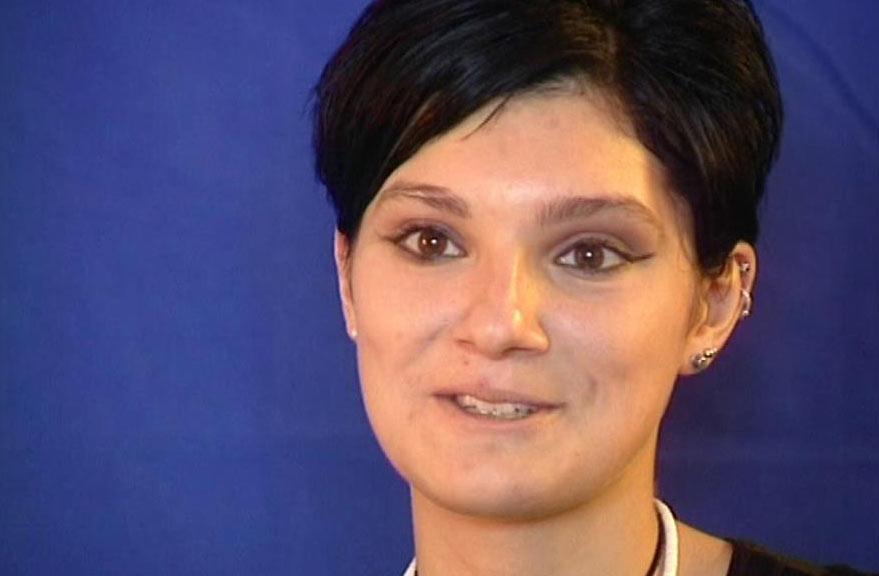 Junge Frauen in untypischen Berufen – Porträt: Chemie- und Pharmatechnologe/-login EFZ
