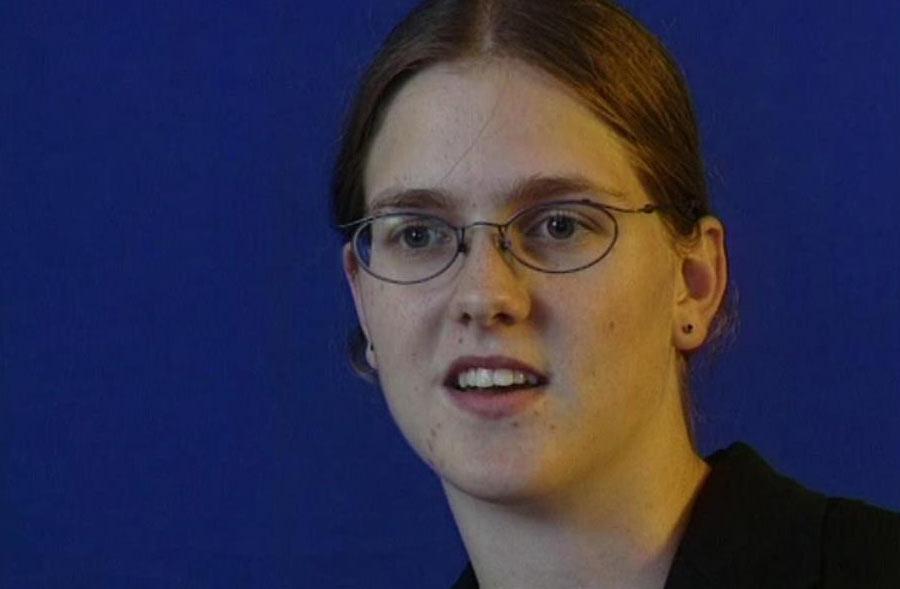 Junge Frauen in untypischen Berufen – Porträt: Informatiker/in EFZ