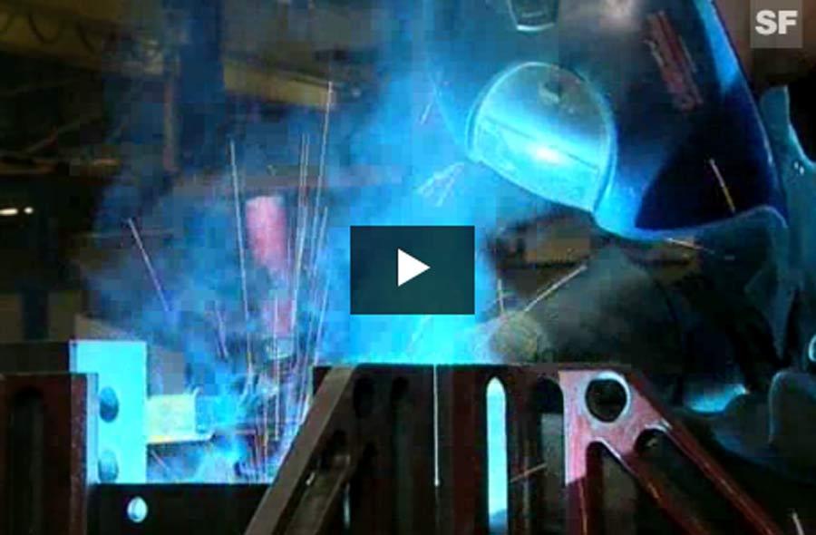 Anlagen- und Apparatebauer/in EFZ – Berufsfilm mit Einzelporträt
