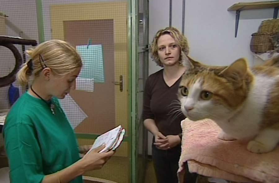 Tierpfleger/in EFZ – Film mit Porträt einer Lernenden