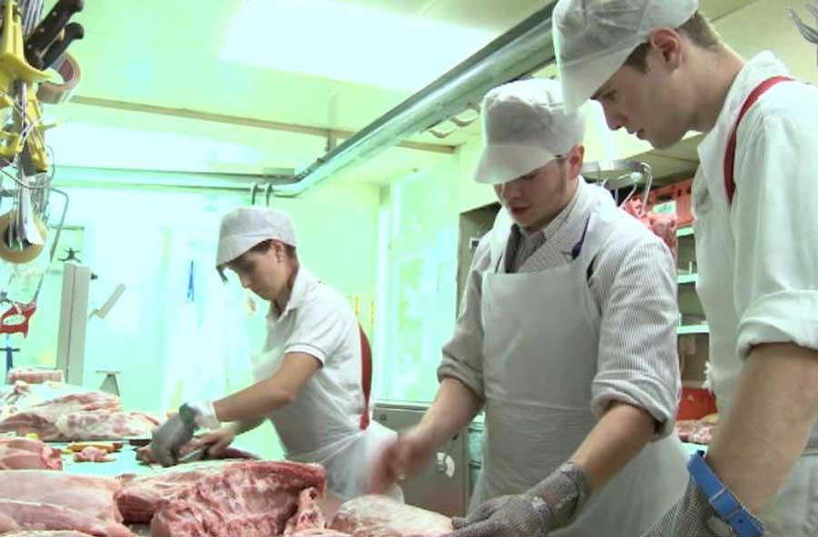 Fleischfachassistent/in EBA - EinBlick auf...