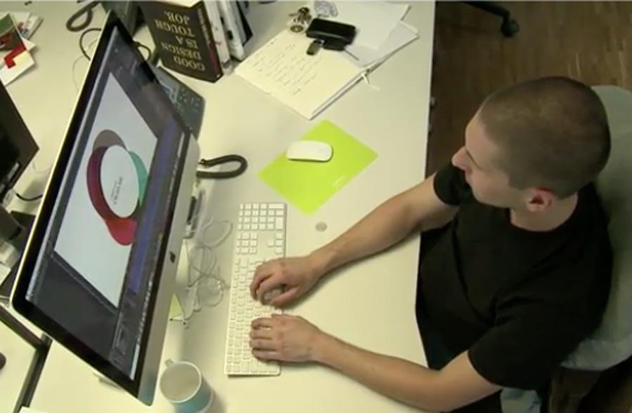 Interactive Media Designer EFZ – Film mit Porträt eines Berufstätigen