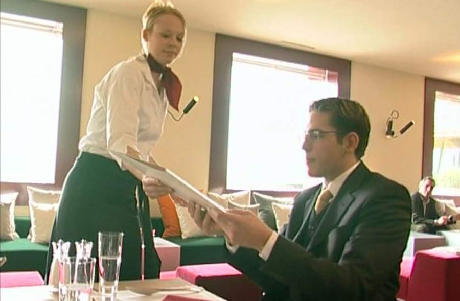 Restaurationsfachmann/-frau EFZ – Berufsfilm