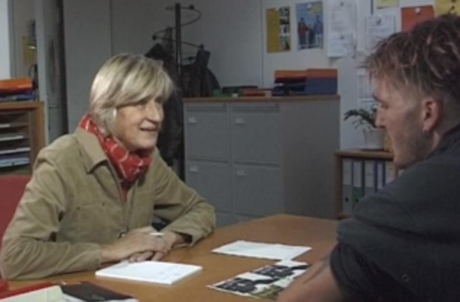 Sozialarbeiter/in FH – Film mit Porträt einer Berufstätigen