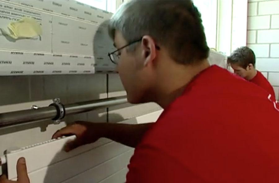 Haustechnikpraktiker/in EBA – Film mit Porträts von Berufstätigen