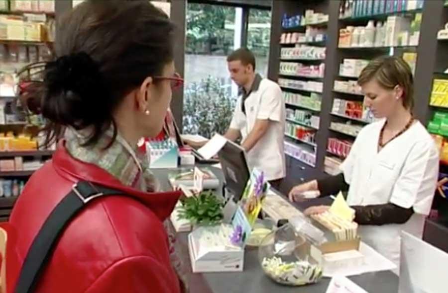 Pharma-Assistent/in EFZ – Film mit Porträt einer Berufstätigen