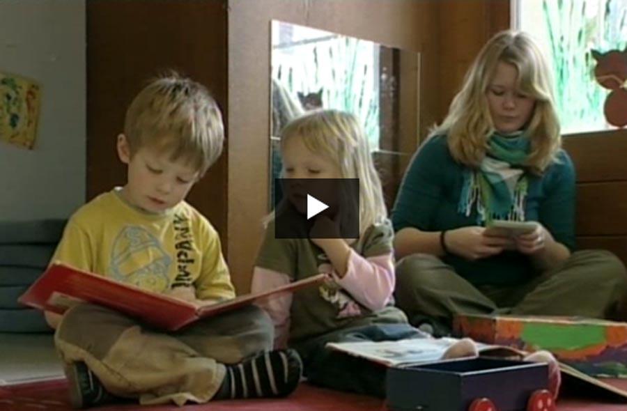Fachmann/Fachfrau Betreuung  EFZ – Berufsfilm mit Porträts von Lernenden aller drei Fachrichtungen