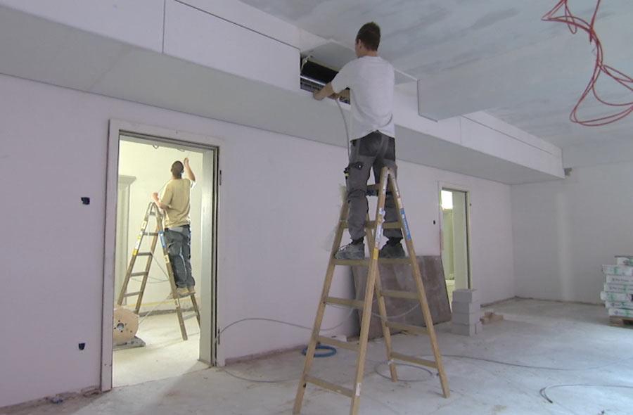 montage elektriker in efz. Black Bedroom Furniture Sets. Home Design Ideas