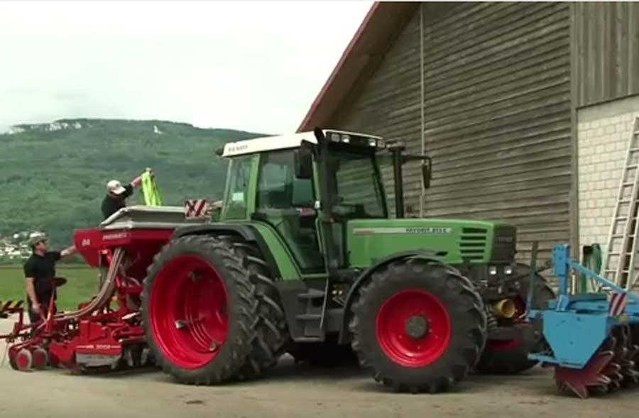 Landwirt / Landwirtin - Kurzfilm