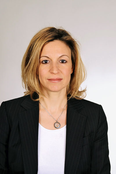 Daniela Di Mare Appéré: «Wir tragen zur Steuerung des Bildungssystems bei.» (Bild: zvg)