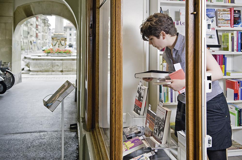 Schaufenster gestalten