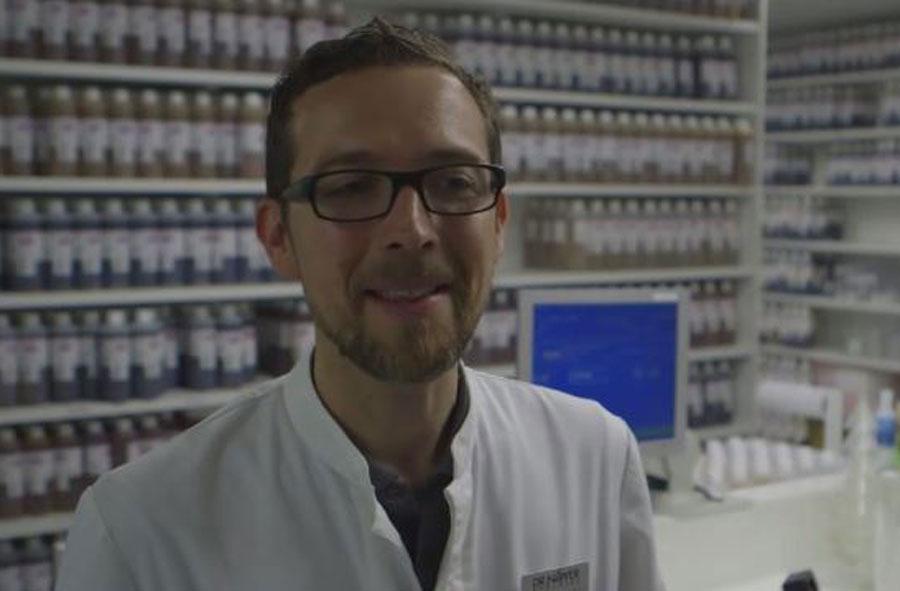Mathieu Noyer, Apotheker, Dr. Noyer Apotheken, Bern