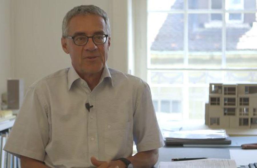 Michael Schmid, Architekt, Geschäftsleiter Büro B. Bern