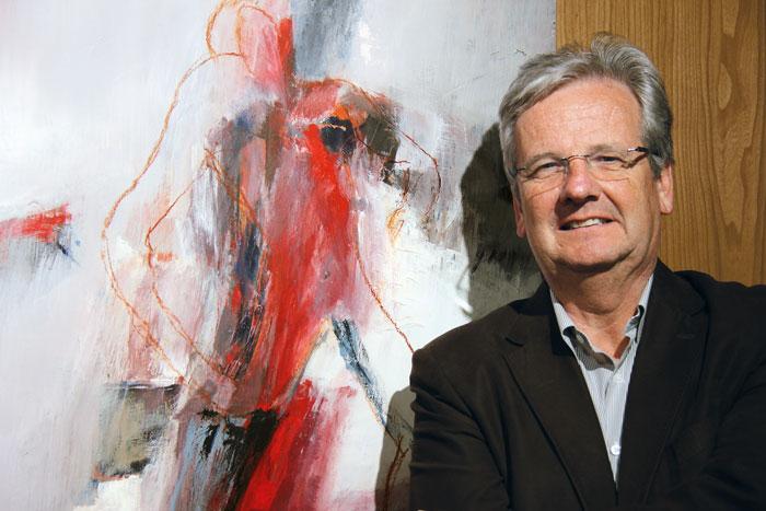 Im Ruhestand wird sich Marc Chassot vermehrt seinem Hobby, dem Malen, widmen. (Bild: zvg)