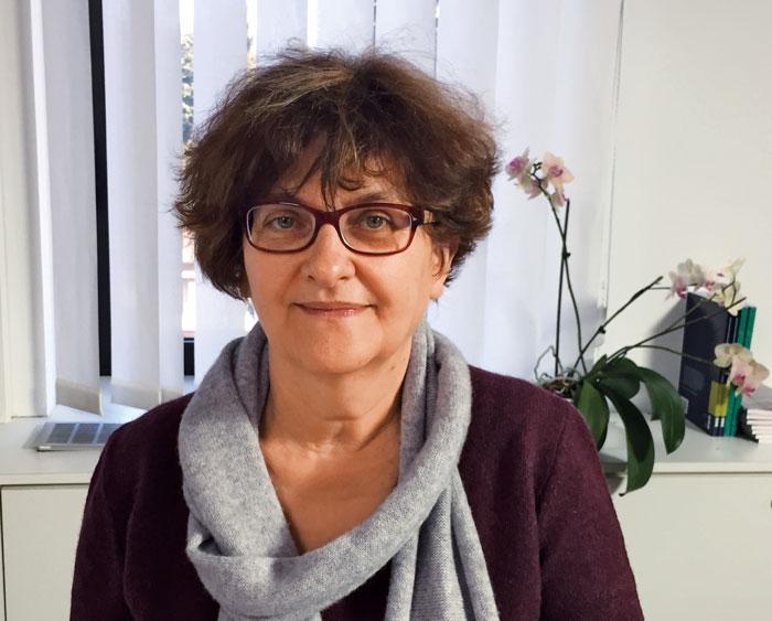 Deli Salini: «Der Austausch mit der Wirtschaft muss gefördert werden.» (Bild: zvg)