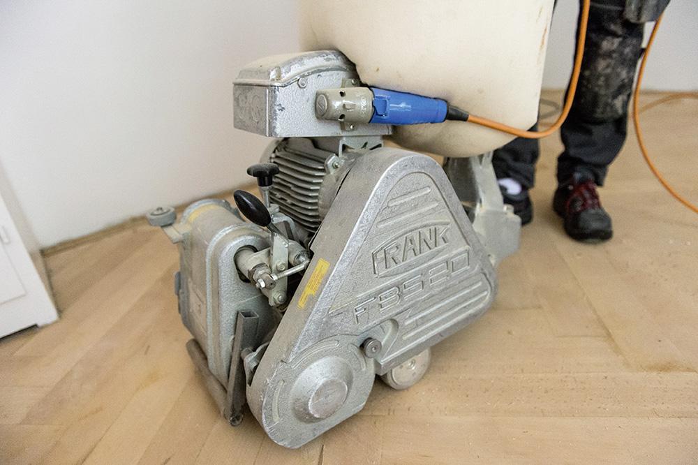 Reparaturen und Renovationen