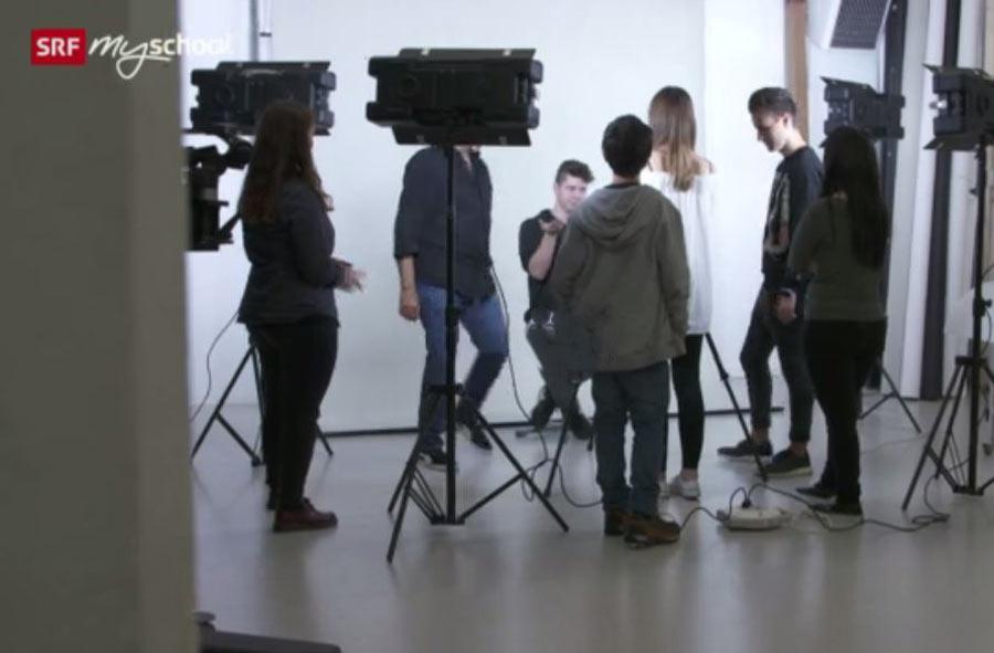 Interactive Media Designer EFZ – Film mit Porträt eines Lernenden