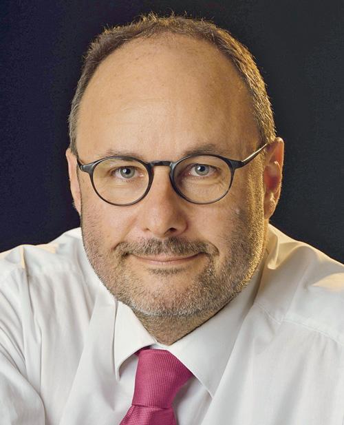 Der Arbeits- und Kommunikationssoziologe Stéphane Haefliger ist HR-Leiter bei der Privatbank CBH Compagnie Bancaire  Helvétique. (Bild: zvg)