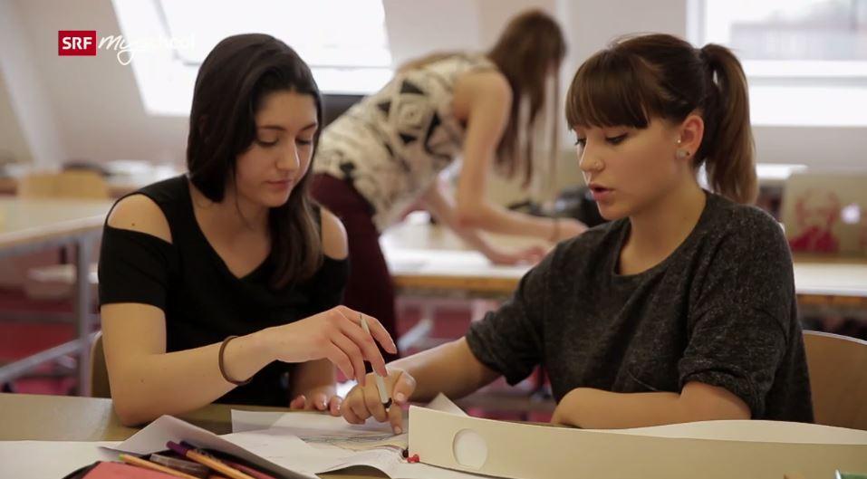 Polydesigner/in 3D EFZ – Film mit Porträt einer Lernenden