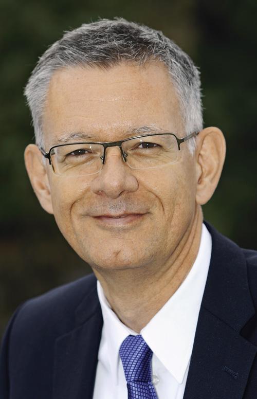 Jürg Eggenberger, Geschäftsleiter der Schweizer Kader Organisation (SKO). (Bild: Peter Würmli)