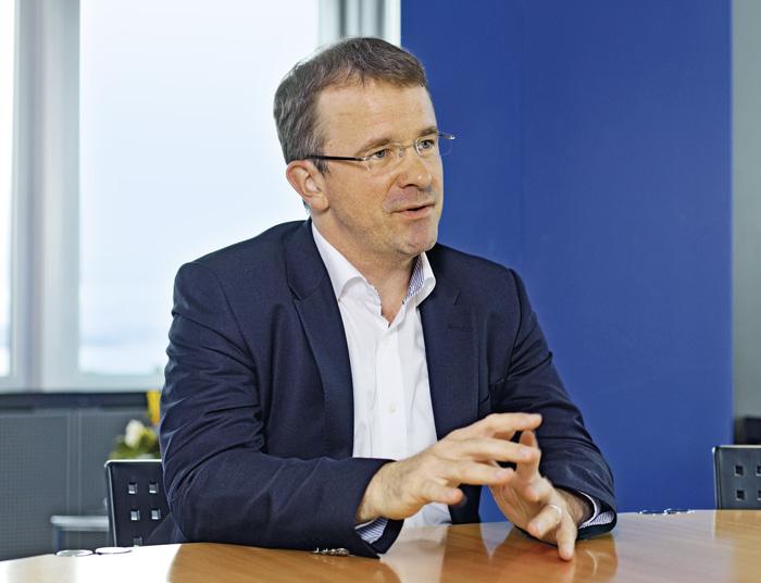 Raphael Golta, Vorsteher des Sozialdepartementes der Stadt Zürich: «Qualifizierungsmassnahmen funktionieren nur auf der Basis einer guten Eigenmotivation.» (Bild: Sozialdepartement Zürich)