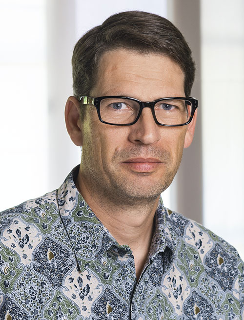 Jérôme Rossier ist Professor und Leiter des Forschungszentrums für Berufs- und Laufbahnberatungspsychologie CePCO der Universität Lausanne. (Bild: Hugues Siegenthaler)