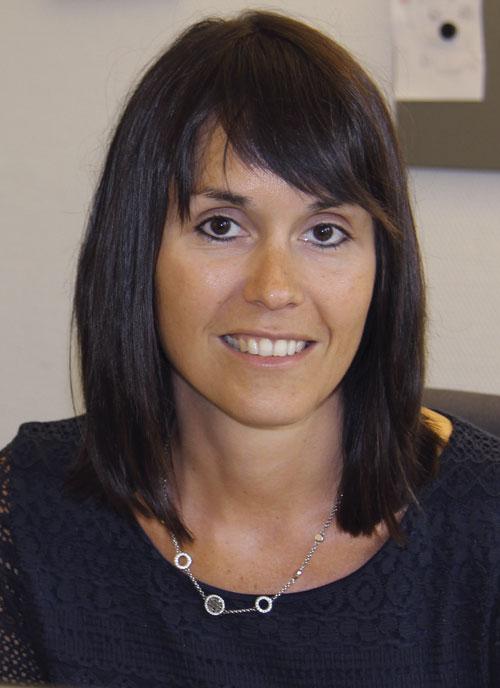 Béatrice Kiriacescu ist Laufbahn- und Rehabilitationspsychologin bei der IV-Stelle des Kantons Waadt. (Bild: Ingrid Rollier)