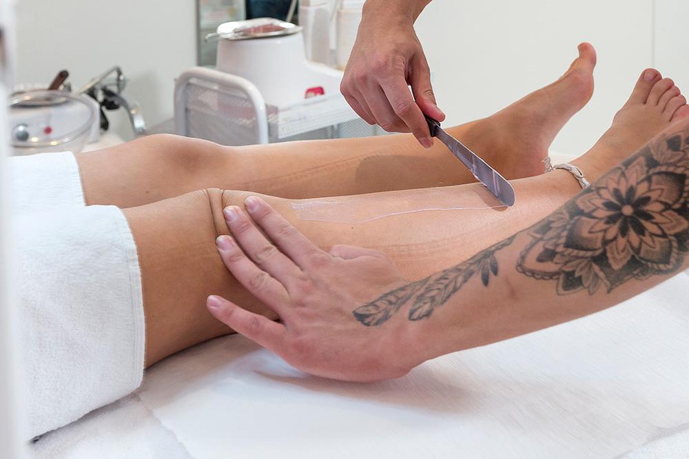Haarentfernungen und Körperbehandlungen