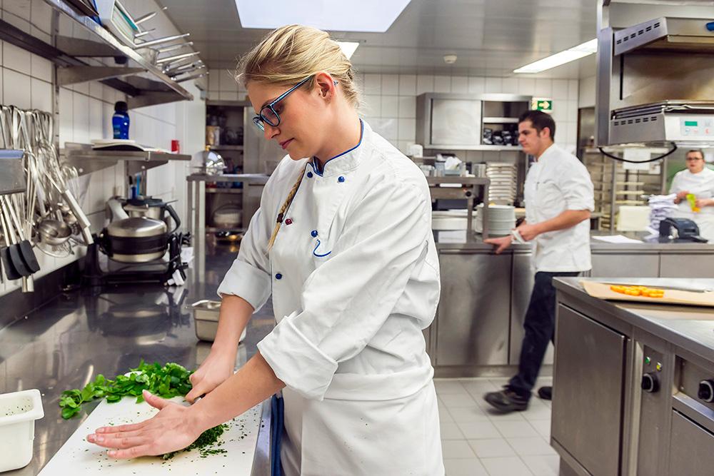 Mahlzeiten vor- und zubereiten