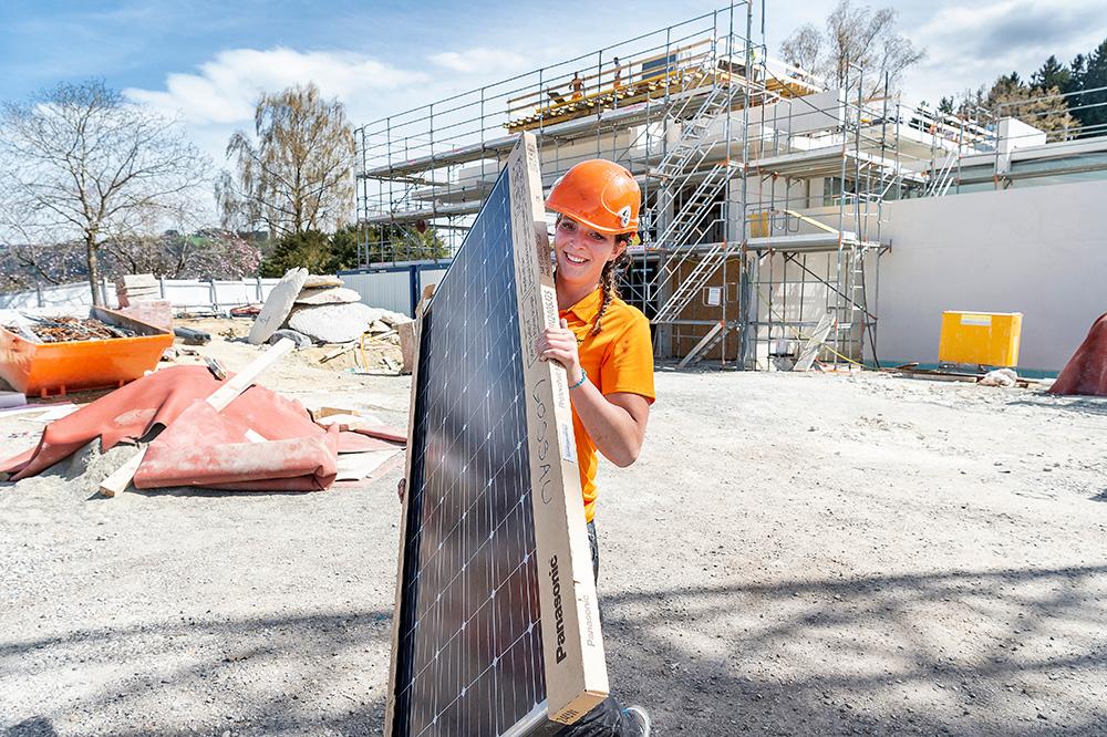 Solaranlagen installieren