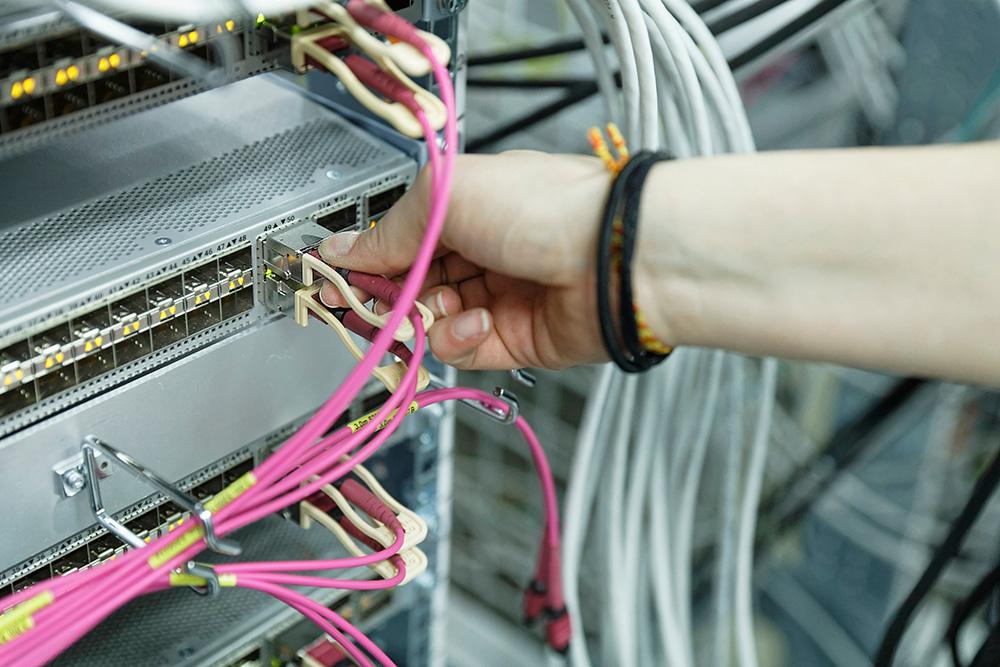 Netzwerke installieren und warten