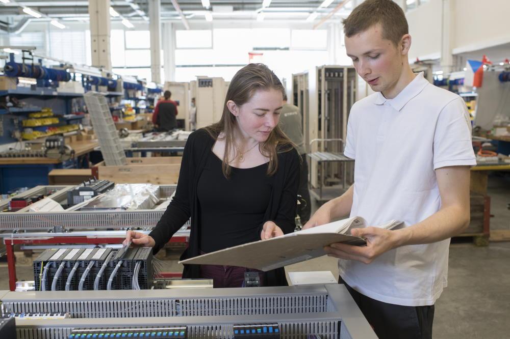 Netzwerk testen und in Betrieb nehmen