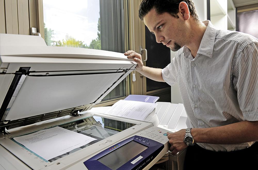 Kopieren und digitalisieren