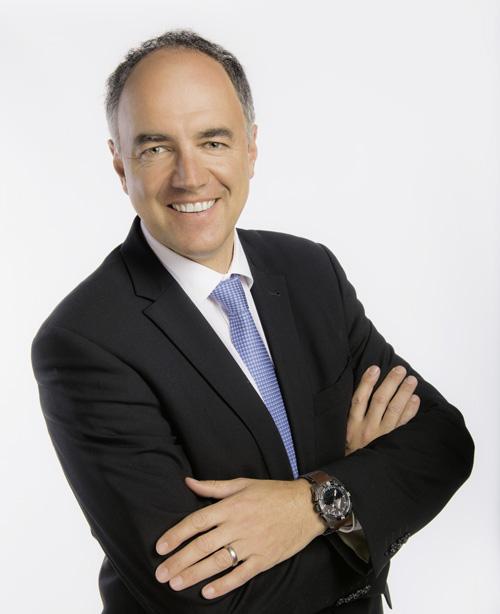 Christophe Darbellay, Walliser Staatsrat (Bild: Oliver Maire)