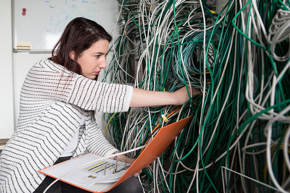 Netzwerke installieren