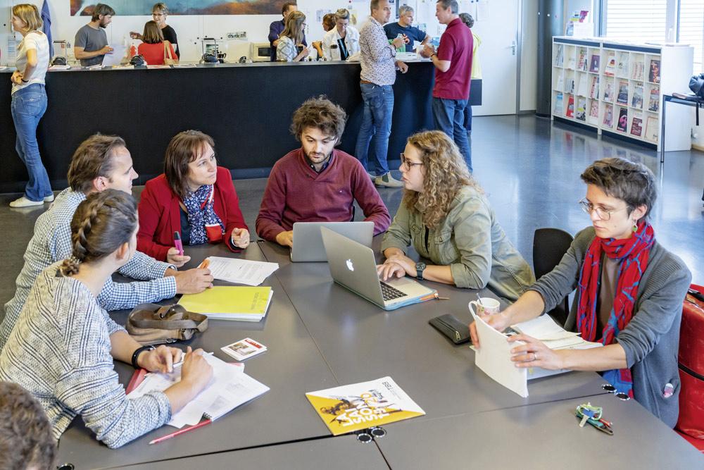 Teamarbeit und Schulentwicklung