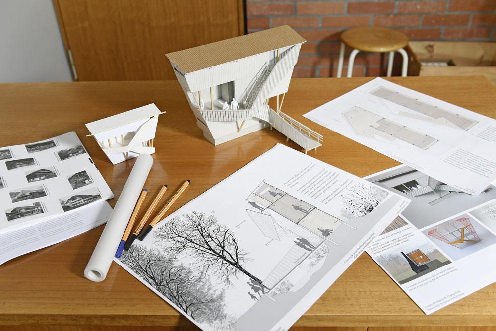 Projekte illustrieren