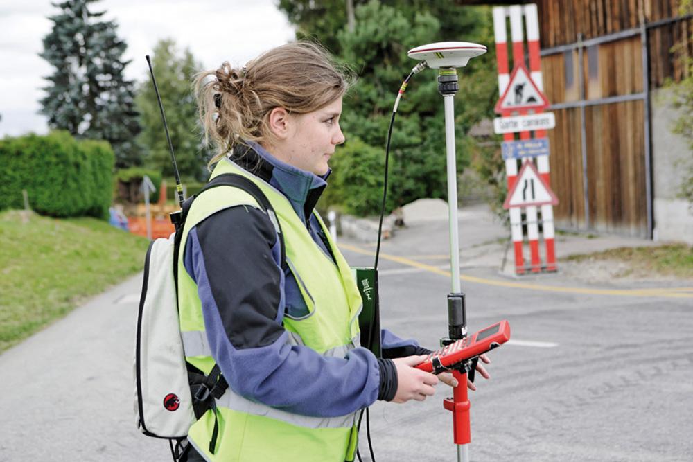 GNSS-Messungen