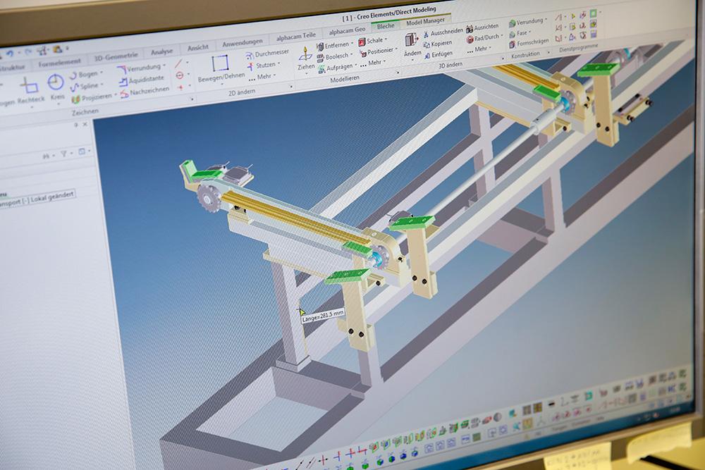 Modellieren in 3D