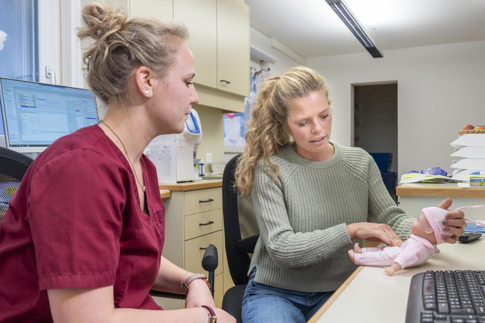 Mit anderen Fachleuten zusammenarbeiten