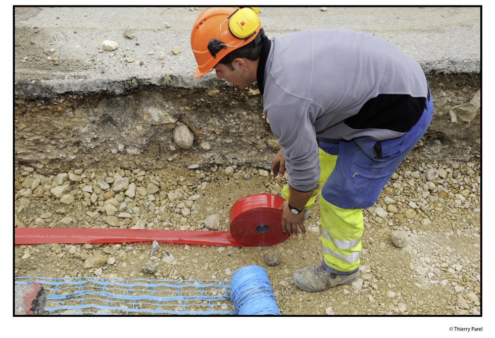 Graben – und Leitungsbau