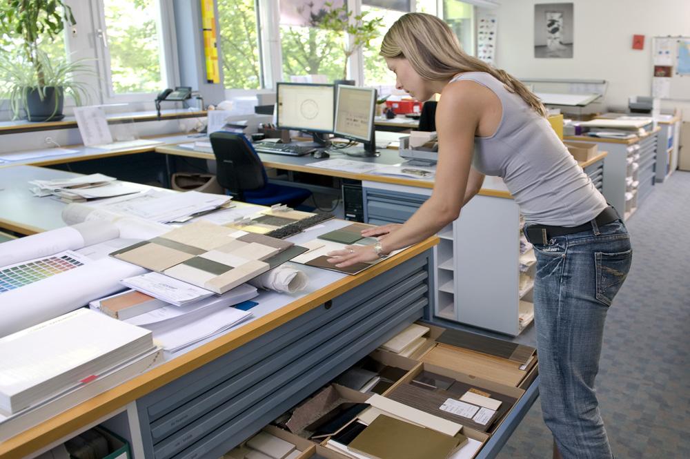 Innenarchitektur beruf for Ausbildung innenarchitektur schweiz