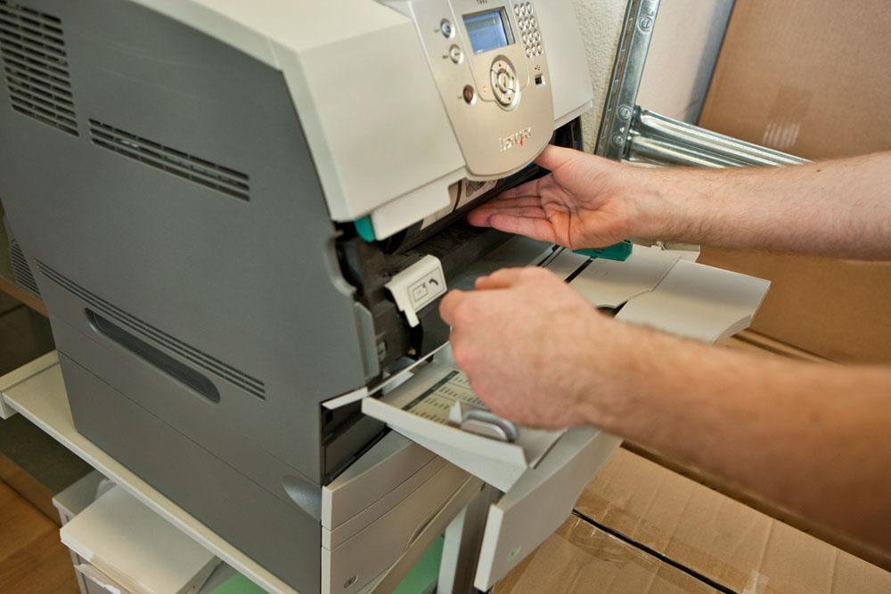 Geräte im Betrieb betreuen